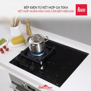 Bếp điện từ kết hợp gas Teka (2017)