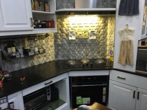 Nhà bếp chị Thu