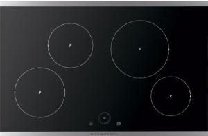 Bếp điện từ Kuppersbusch EKI 8340.1 ED 4 mặt bếp nấu (màu đen)