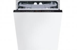 Máy rửa chén lắp âm Kuppersbusch IGV 6609.3 công suất 13 bộ