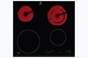 Bếp từ kết hợp điện ELECTROLUX EHG6341FOK